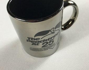 Peachtree Road Race Coffee Mug 1994 Atlanta Track Club Georgia 90s Running
