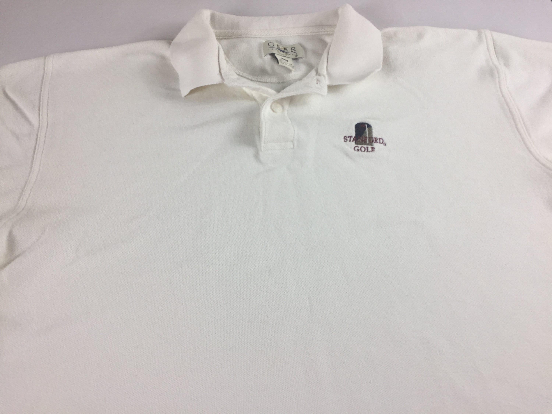 Stanford Polo Shirt Mens 2xl Golf Cardinal Student Alumni Etsy