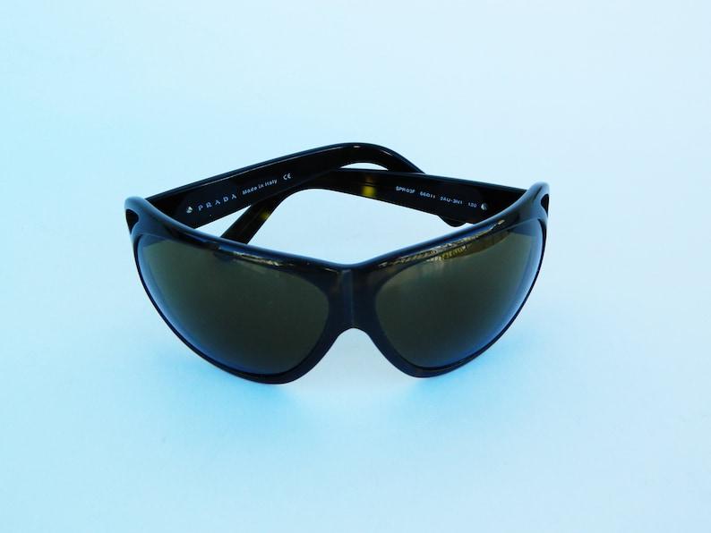 9a469d2d88 Rare Vintage Prada SunglassesWomen Retro SunglassesPrada