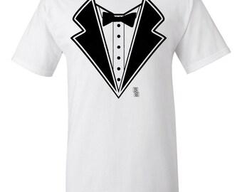 7247fb59a Tuxedo Shirt, Ring Bearer Boy Shirt, Ring Bearer Baby T-Shirt, Ring Bearer  Toddler Shirt, Cute Ring Bearer Shirt, Wedding Shirt