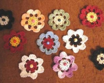 10 crochet applications
