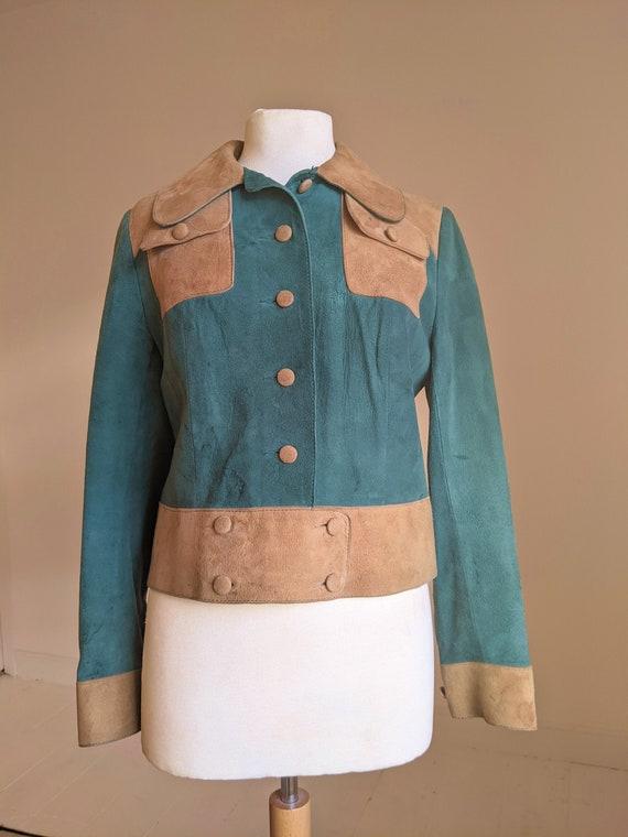 1960s Western Jacket size M