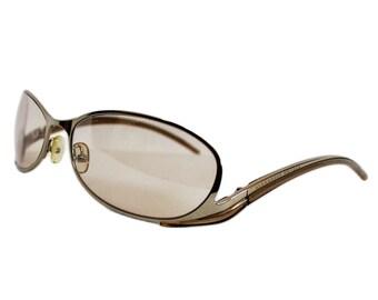 4b44267ec4995d ALEXANDER MCQUEEN 1990  s brillen gerookte zonnebrillen