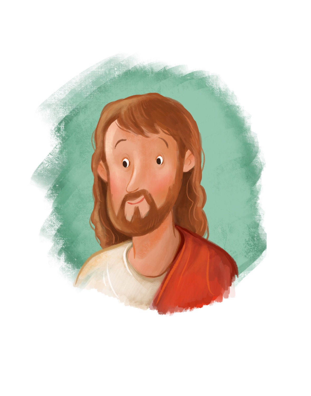Jesucristo pintura para el arte cristiano del habitación | Etsy