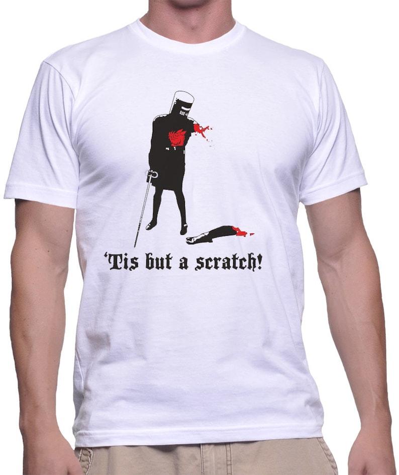 TIS pero un rasguño camiseta Monty Python y la camisa del  e388df8ee5e75