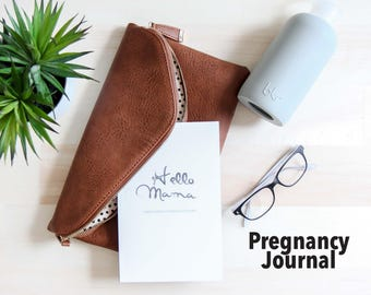 Hello Mama Pregnancy Journal (Softcover)