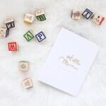 Hello Mama (Gold Foil) Pregnancy Journal