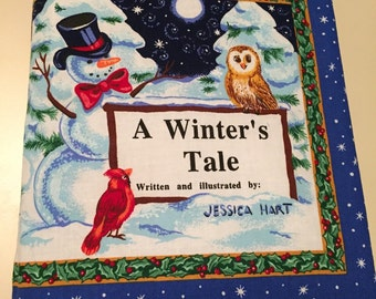 A Winter's Tale Cloth Book