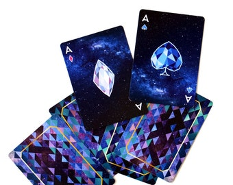 Playing Cards - Past Midnight - Deck of Cards, Playing Card Deck, Playing Cards Deck, Card Deck, Poker Cards, Card Deck, Playing Card Game
