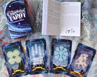 The Constellation Tarot - Tarot Cards, Tarot Deck, Tarot Card Deck, Tarot, Oracle Cards, Divination Cards, Spiritual Cards