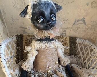 Cat doll Mirra