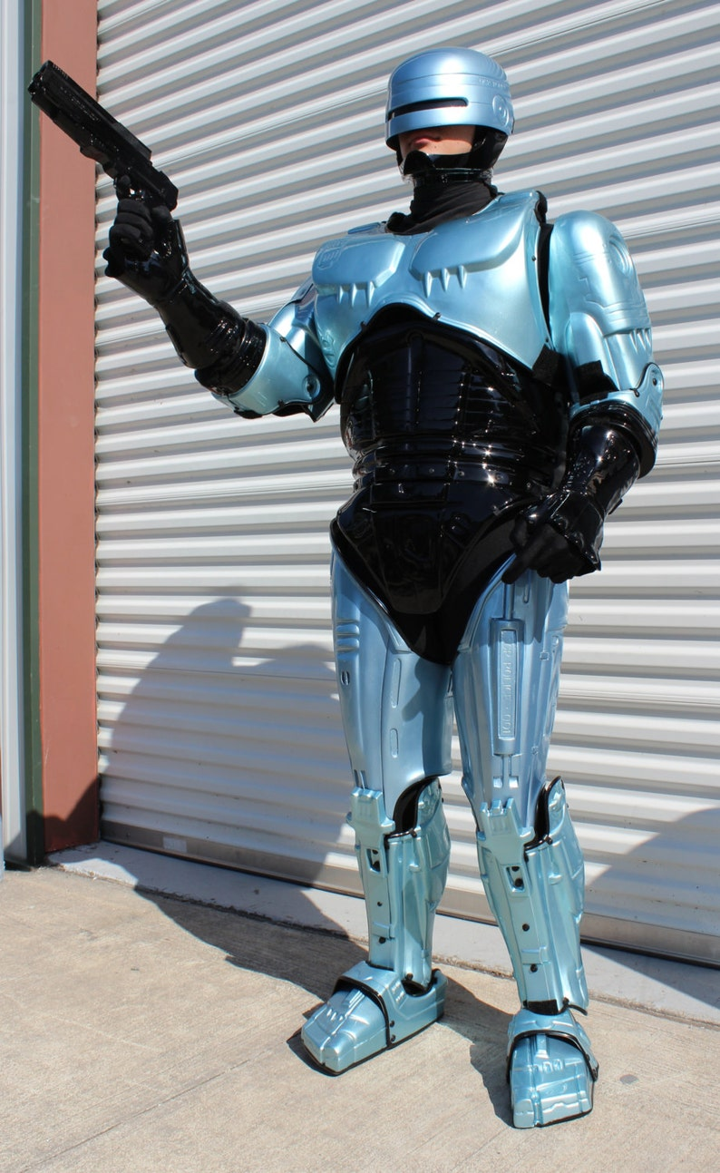 Ultimate 1987 Robocop Costume