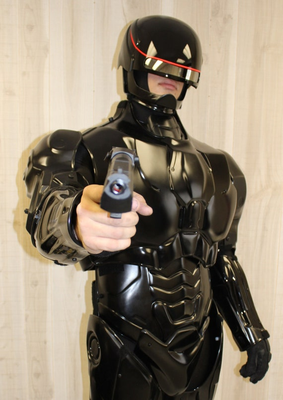 Robocop 2014 Costume Cosplay Etsy