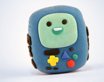 BMO figure from Adventure Time