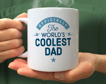 Dad Gift Cool Mug Birthday For Present Awesome Love