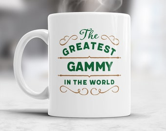 Gammy, Greatest Gammy Gift, Gammy Mug, Birthday Gift For Gammy! Gammy, Gammy Present, Gammy Birthday Gift, Gift Gammy! Awesome Gammy, Love