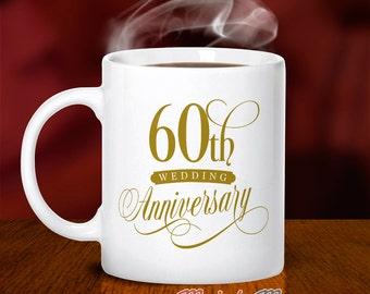 60th Wedding Anniversary, Diamond Wedding, 60th Wedding Gift, 60th Anniversary, Wedding Anniversary, 60 Year Anniversary, 60th Wedding Idea