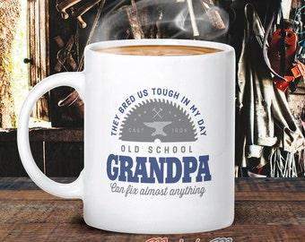 Grandpa Gift, Cool Grandpa, Grandpa Mug, Birthday Gift For Grandpa! Grandpa, Grandpa Birthday Gift, Gift For Grandpa! Present For Grandpa
