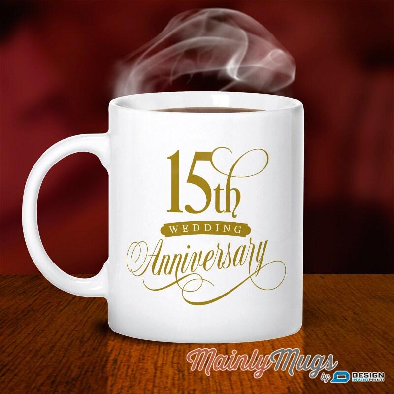 15th Wedding Anniversary Crystal Wedding 15th Wedding Gift Etsy