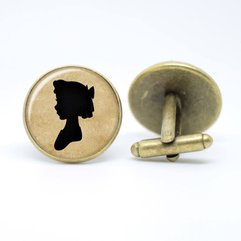 Peter Pan Wendy Dapper Disney cufflinks handmade men/'s bronze or silver plated cufflinks 16mm or 20mm gifts for him