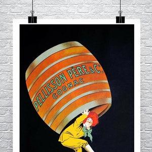 Decorative Poster.Interior wall art design.Decor.Menthe Cappiello art.3988