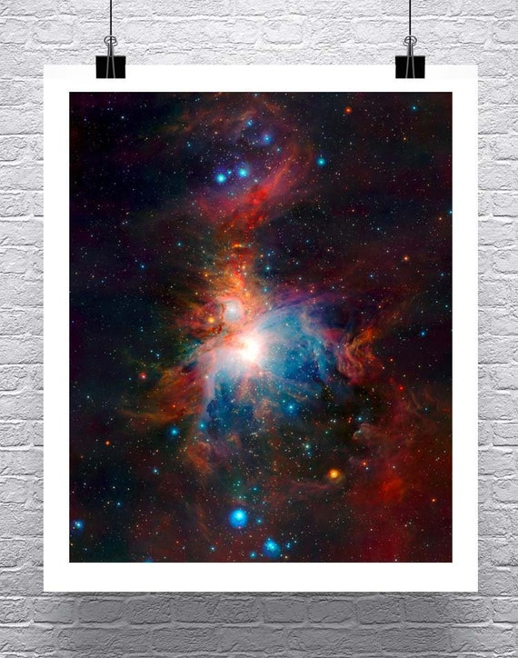 ORION NEBULA POSTER Amazing Astrology RARE NEW
