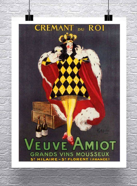 Italian Liquor 1906 Vintage Advertising Poste Giclee Canvas Print  20X28