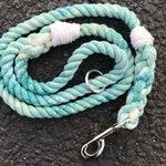 Rope Dog Leash 1/2 inch