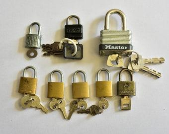 old locks etsy