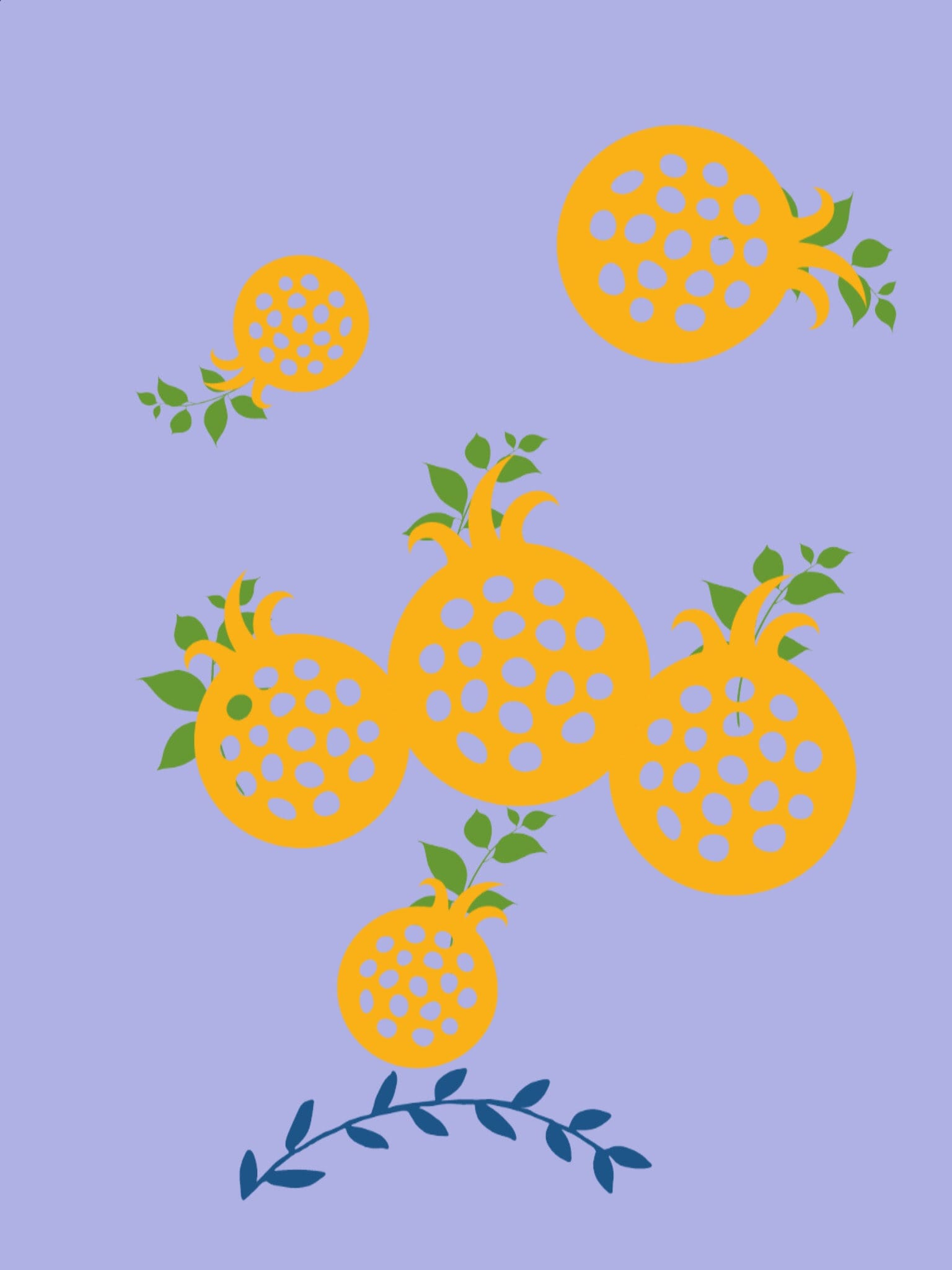 Pineapple Friendship Venice Wall Art 2018 Printable Art Home   Etsy