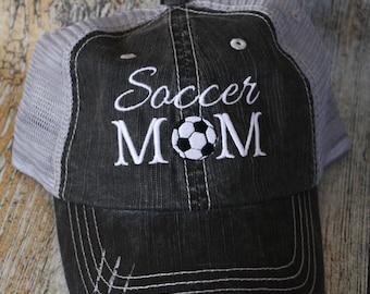 e3121853db5 Soccer Mom Trucker Hats