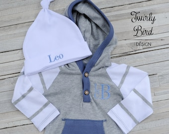 Baby Boy Personalized Outfit