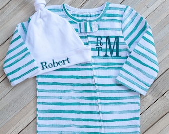 Baby Boy Outfit Spring