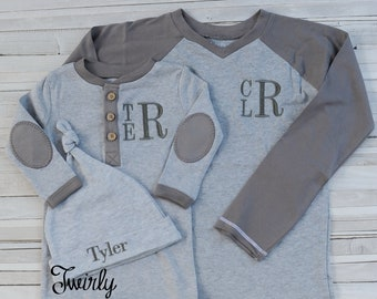 Big Brother Shirt, Little Brother Coordinating Outfit