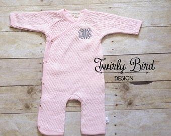 Coming Home Outfit Girl - Take Home Outfit Newborn Girl - Baby Shower Gift Girl - Newborn Girl - Coming Home Outfit Girl