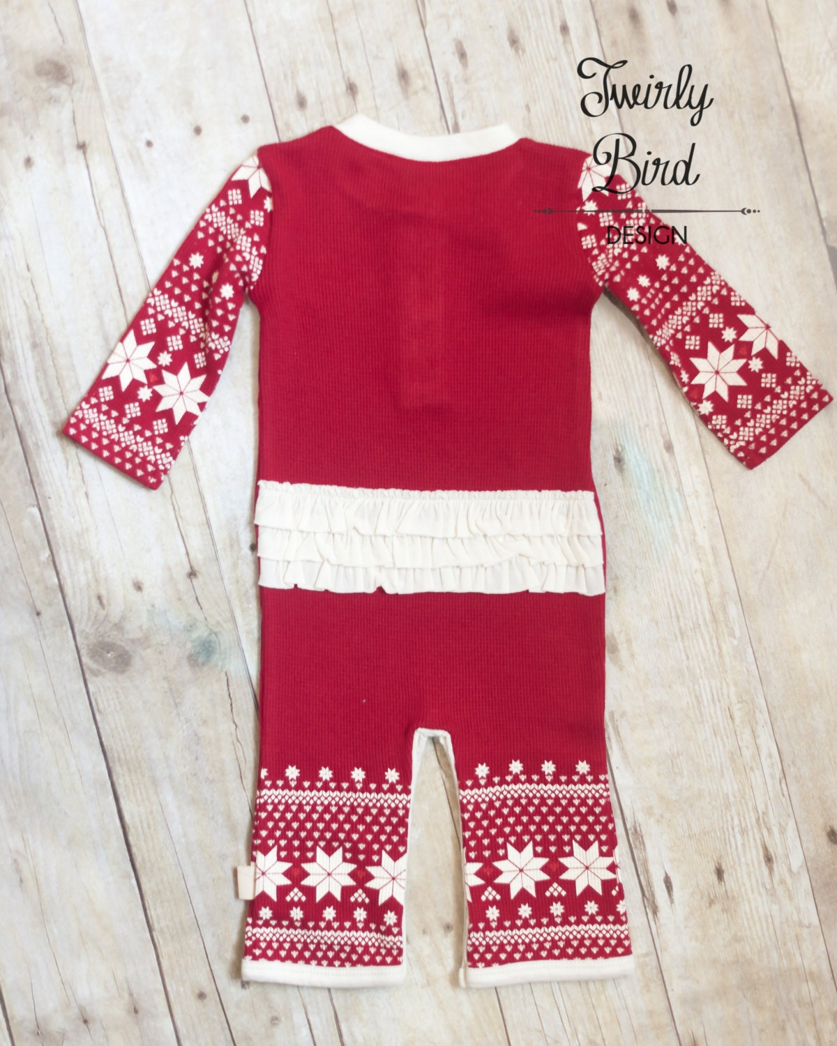Baby Girl Christmas Outfit - Newborn Girl Christmas Outfit - Winter ...