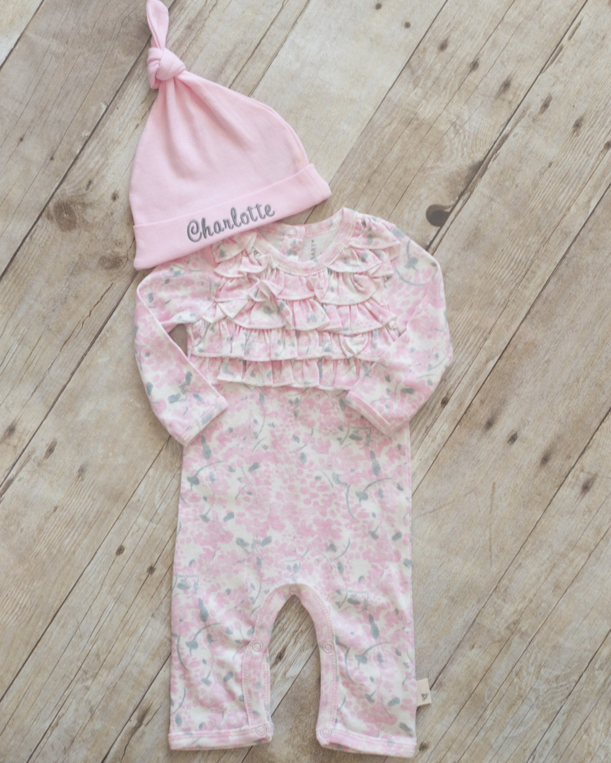 3f19915d84b10 Coming Home Outfit Girl Baby Shower Gift Girl Newborn Girl | Etsy