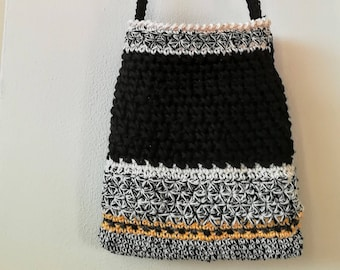 PATTERN: shoulder little bag, crossbody mini purse, shoulder strap mini purse, crocheted mini bag, little bag, crocheted little purse