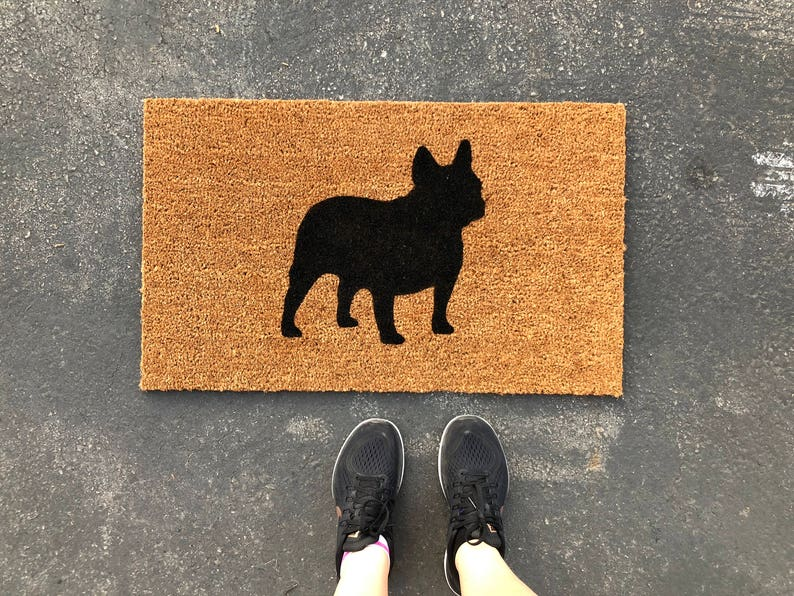 793548a433 Dog Doormat   Cat Doormat   Animal Welcome Mat   Custom