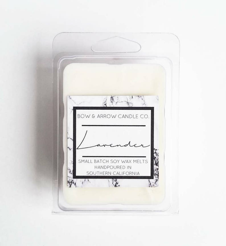 Lavender Soy Wax Melts Scented Wax Melts Gift Idea Floral Wax Melts Soy Wax Melts Lavender Sented Flower Scented Wax Melts