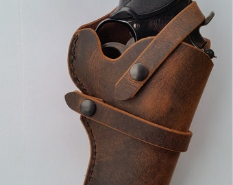 fbd5c2dc67eb Smith   Wesson Revolver Holster (Fits all K Frame Holsters)