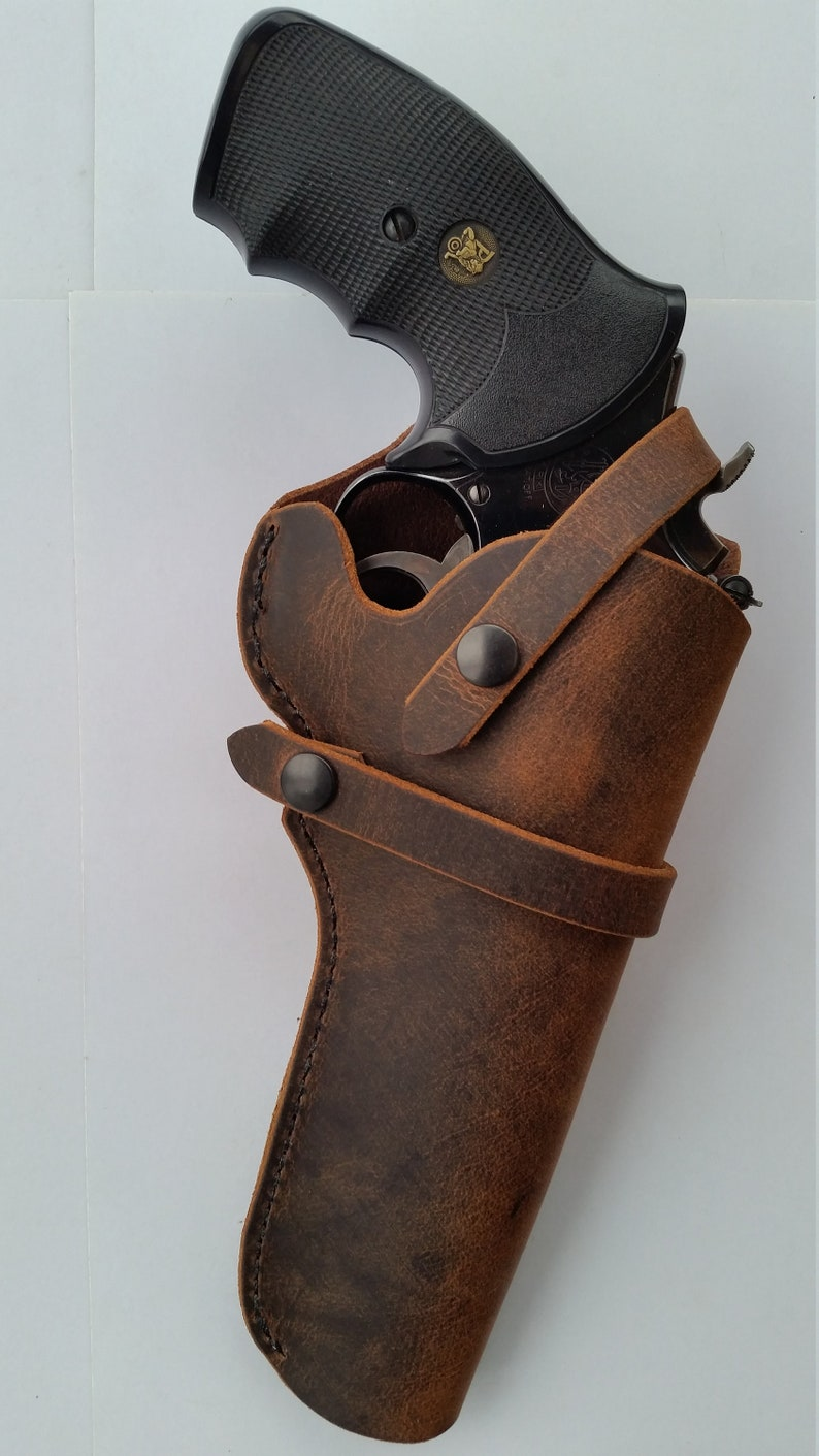 Smith & Wesson Revolver Holster (Fits all K Frame Holsters)
