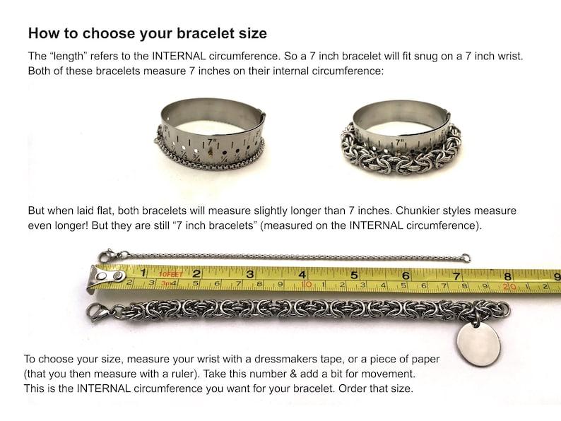 Personalized bracelet ladies custom engraved name customised customized ID personalised stainless steel womens ladies aqua amazonite Breeze