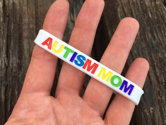 @**AUTISM AWARENESS RUBBER ZIPPER PULL CHARM**@BRAND NEW 15/% to Autism Speaks
