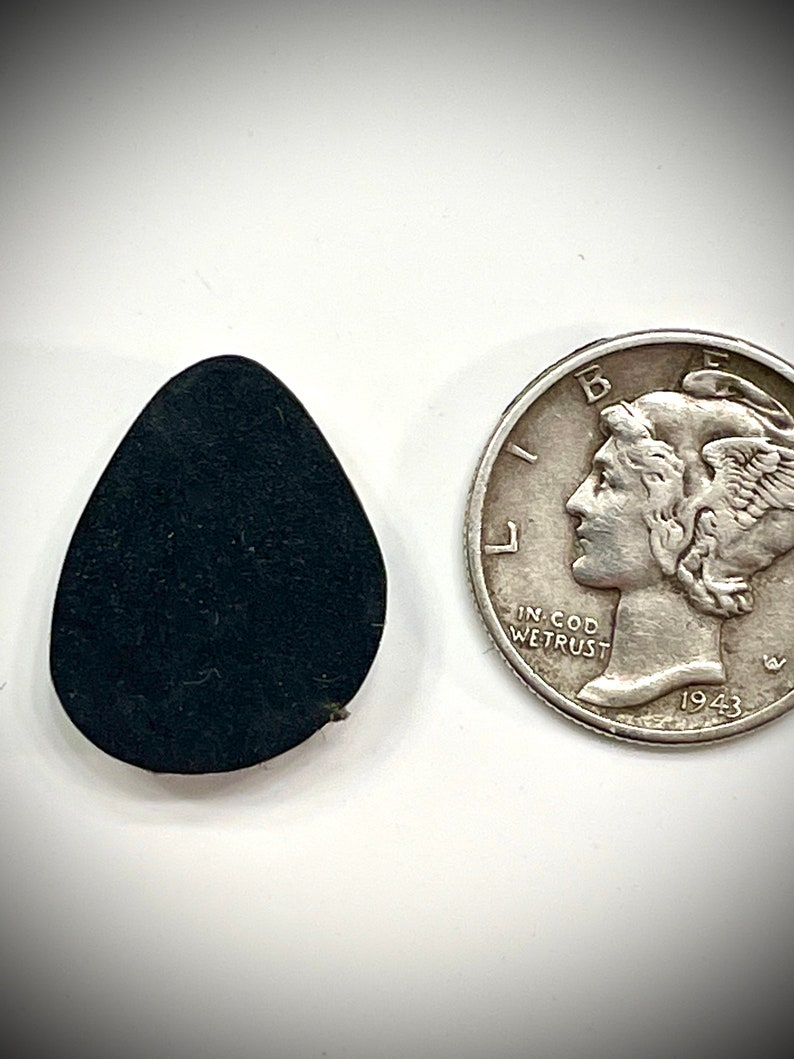 Battle Mountain Blue Gem Turquoise Rare Natural Webbed High Grade Cabochon 7 CTS