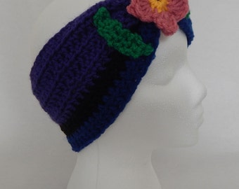SALE Frozen's Anna Inspired Crochet Headband