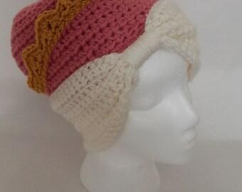 SALE Sleeping Beauty Inspired Crochet Hat