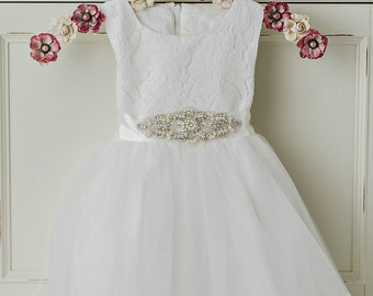 67fdb08d33 Stunning White Lace Dress