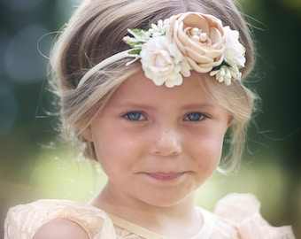 ae9954815 Baby girl headband