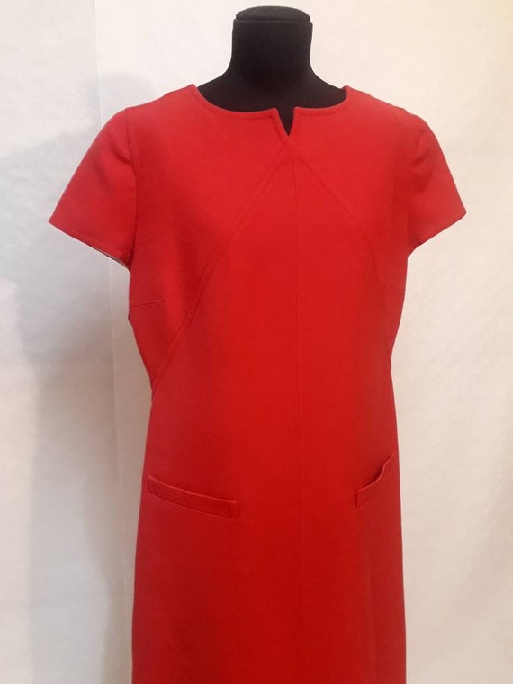 Courreges Dress Years 60